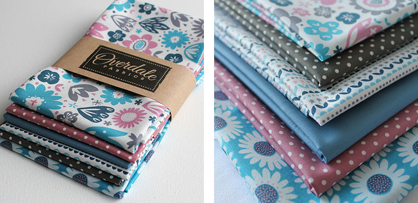 fat quarters shown in packaging