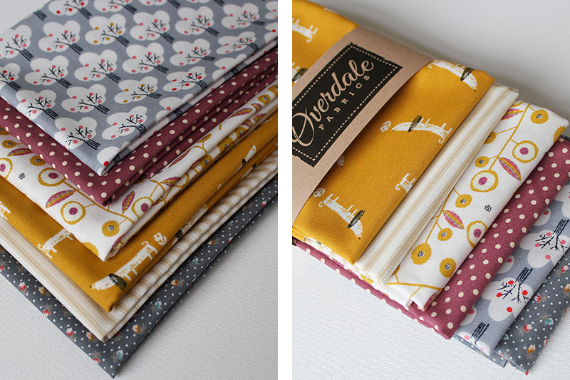 a walk in the park fat quarters bundle